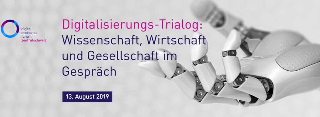 DEF Zentralschweiz – Digitalisierungs-Trialog